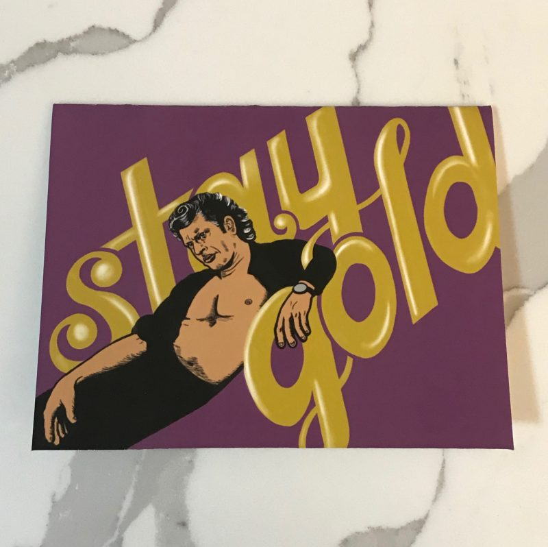 Stay Gold - Jeff Goldblum
