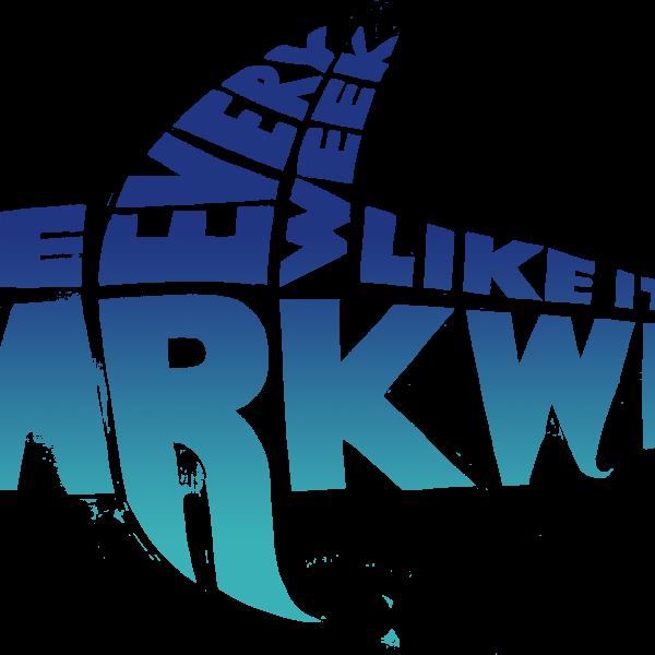 Live every week like it's shark week print